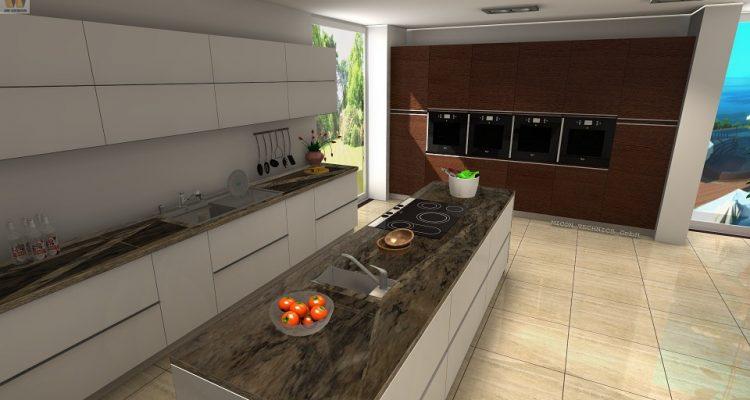 Kookeiland Uitschuifbare Tafel : Kookeiland met uitschuifbare tafel extra genieten in eigen keuken