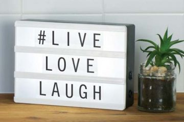 lightboxen live love laugh