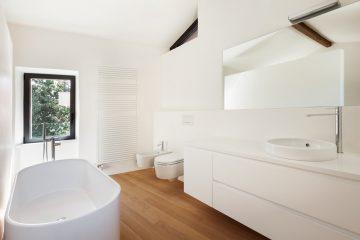 Vieze luchtjes in de badkamer