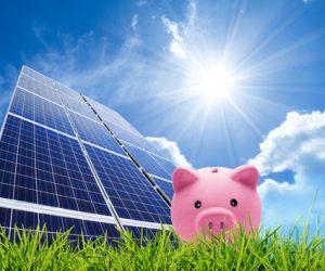 subsidie van zonnepanelen