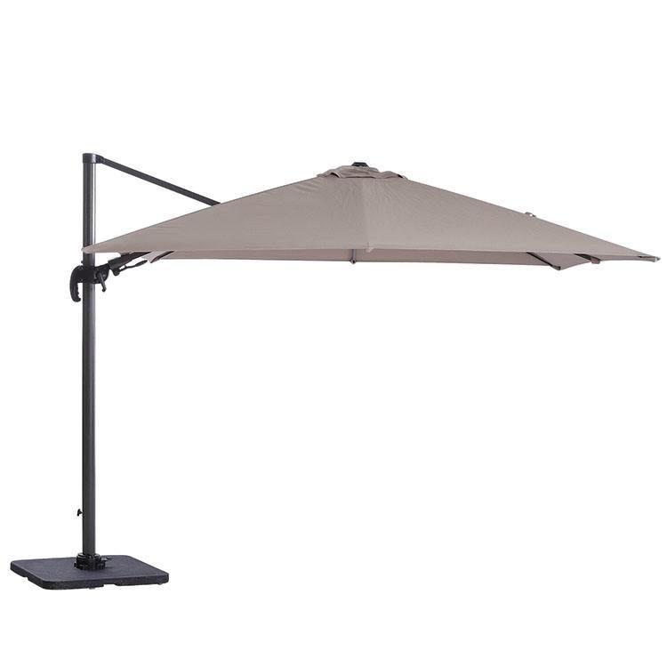 vrijhangende parasol