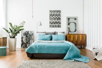 Een romantische slaapruimte voor jou en je partner