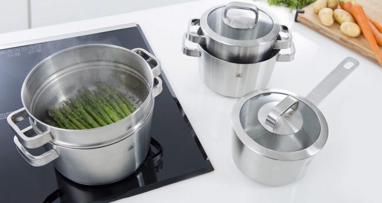 De juiste pan voor elke kooktechniek