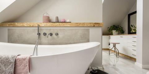 Ga voor een badkamer en suite