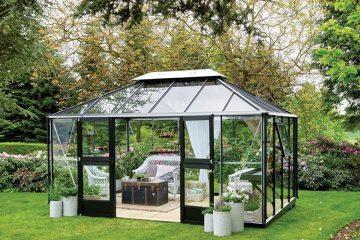 Het hele jaar door genieten van je tuin met een tuinkamer