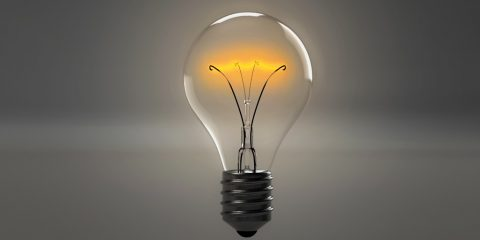 LED-panelen in huis!